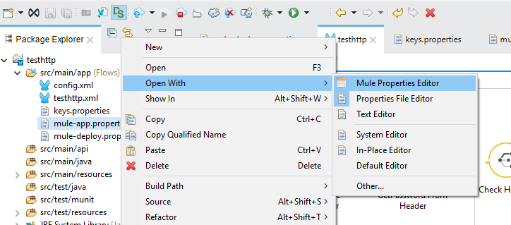 Encrypting values in property file – RumanBlogs