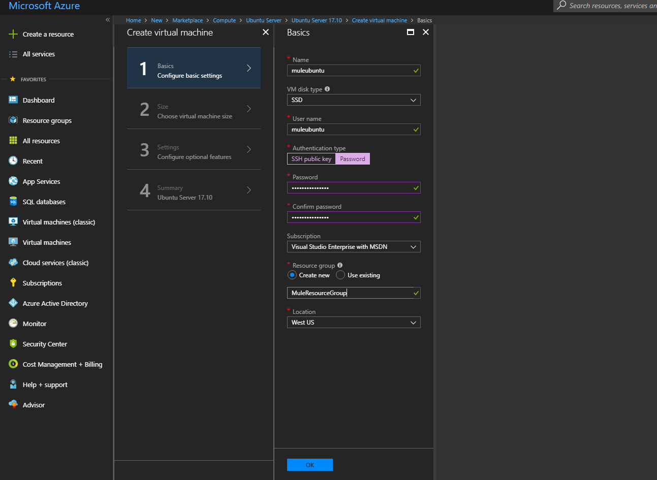 Mule 4 x Linux Installation with Azure Cloud – RumanBlogs